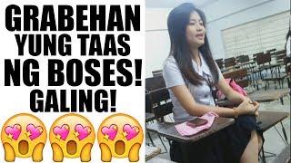 Sobrang taas ng Boses mo Ate, Ang Galing!