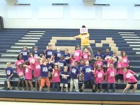 Sallas Mahone Elementary School Harlem Shake
