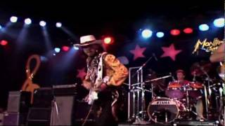 Stevie Ray Vaughan & Double Trouble - Live @ Montreux 1985 - Digitally Remastered! (2/7)