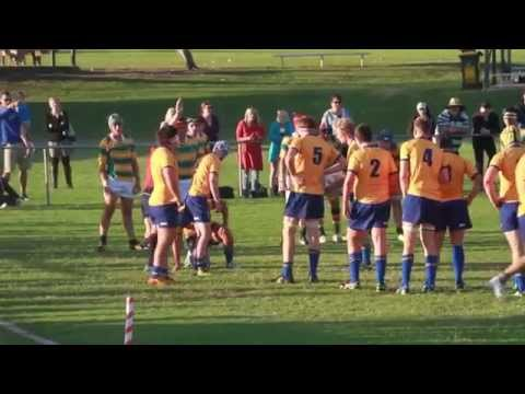 Marist College Ashgrove First XV 2014