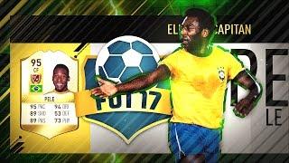 MI MEJOR FUT DRAFT DE FIFA 17 !!