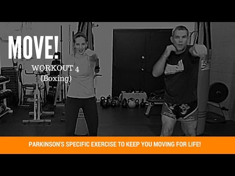 NEUROFIT BC - MOVE - WORKOUT 4 - BOXING!