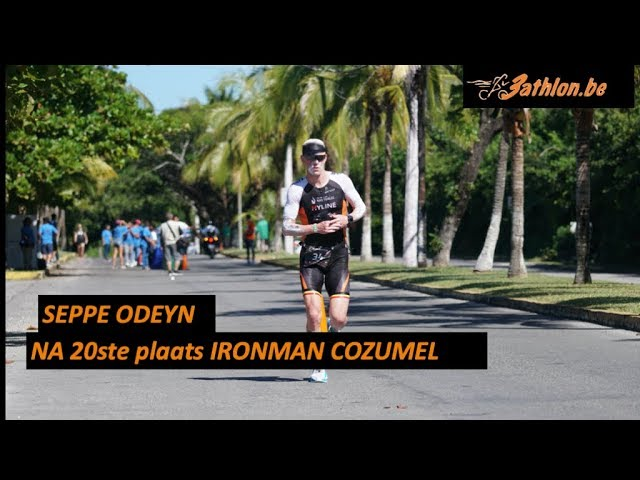 Seppe Odeyn kroont zich tot clubkampioen in Mexico