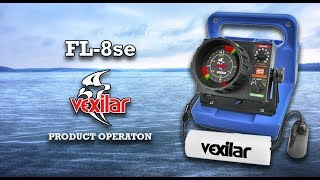 Видео The Vexilar FL 8SE Operation (автор: Vexilar Marine)