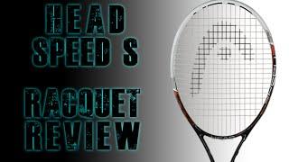HEAD Graphene Speed S Racquet Review | Tennis Express