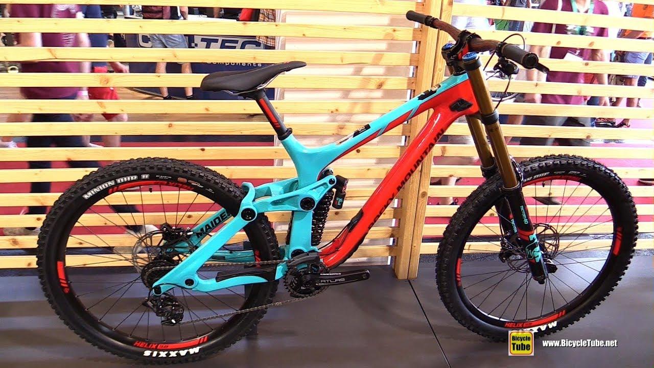 aa615e85375 2018 Rocky Mountain Maiden Carbon 90 Bike - Walkaround - 2017 Eurobike -  Vidly.xyz