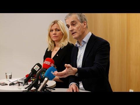 Se hele pressekonferansen med Ap-leder Jonas Gahr Støre her