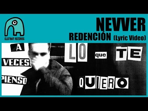 NEVVER - Redención [Lyric Video]