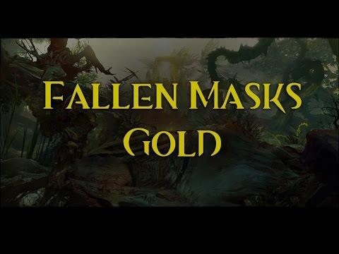 Guild Wars 2 Fallen Masks Gold