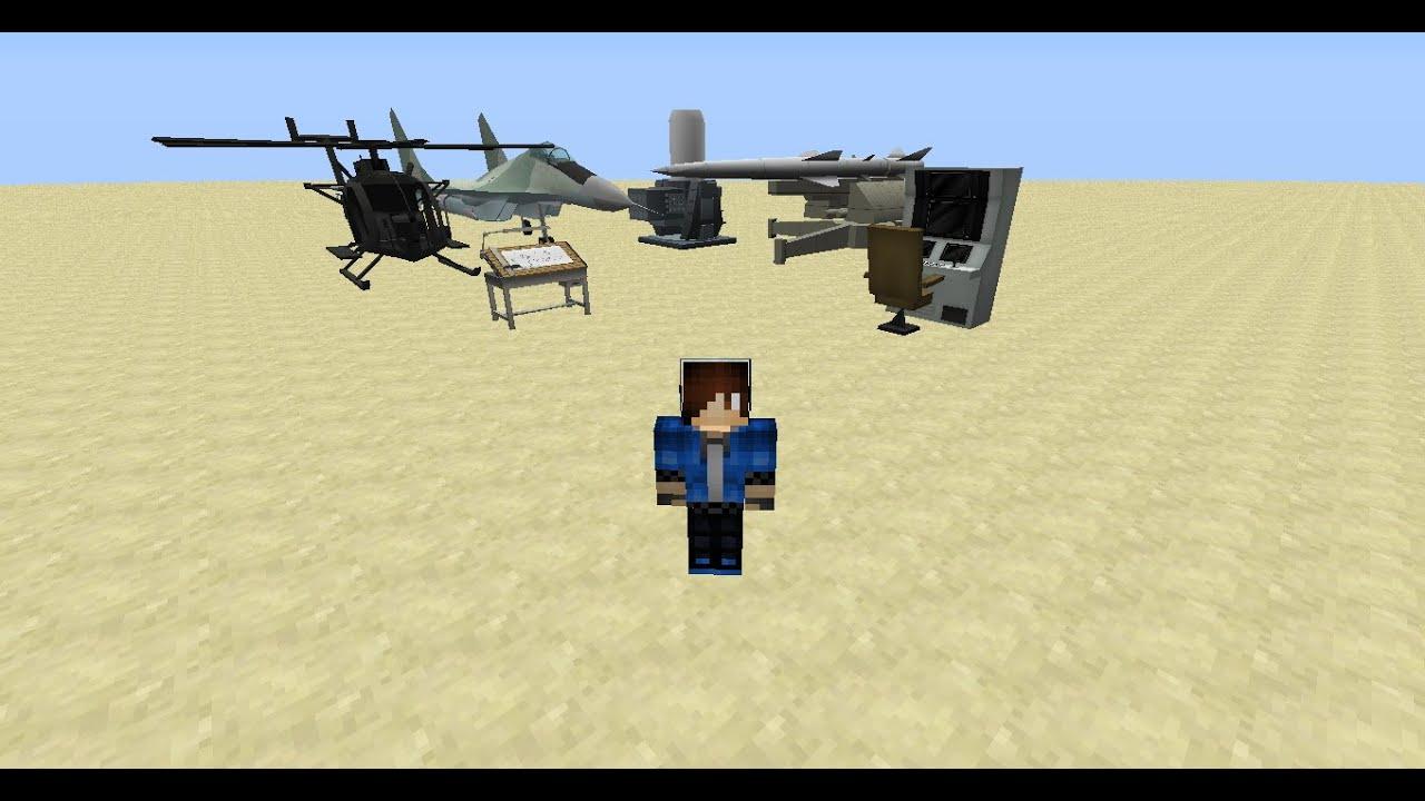 мод на майнкрафт 1.6.4 на самолет и машин