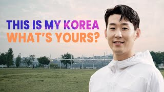 This is my Korea. What's yours…