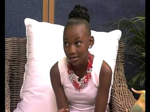 11 year old Motivational Speaker, Kimberly Malope Part 2