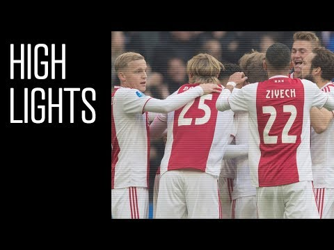 Highlights Ajax - Feyenoord