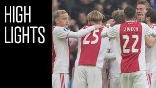 Highlights Ajax - Feyenoord