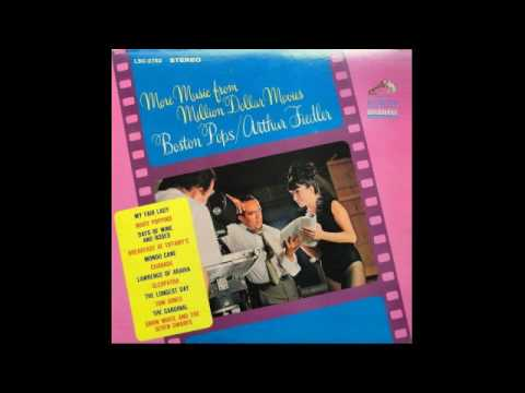 Arthur Fiedler ‎– More Music From Million Dollar Movies - 1965 - full vinyl album