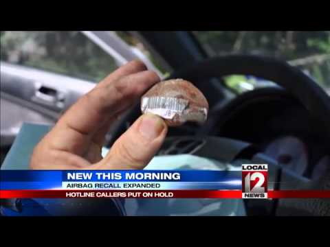 Drivers get few answers in airbag recall