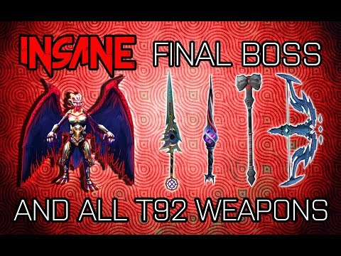 Road to Insane Final Boss and all T92s | Episode Seven | Runescape 2017