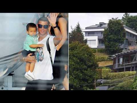 Cristiano Ronaldo Buys This Luxurious Villa In Turin