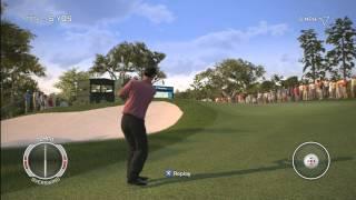 "Tiger Woods PGA Tour 13 - Tiger Legacy Challenge - ""Tiger Slam"" w/Commentary"