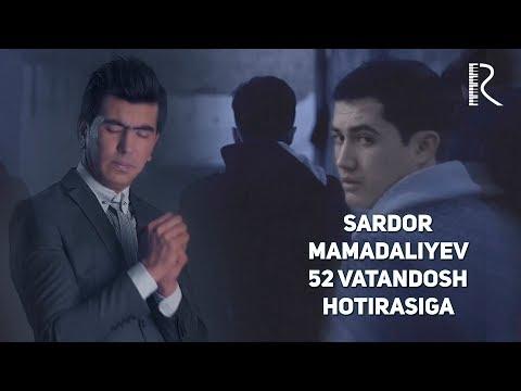 Sardor Mamadaliyev - 52 Vatandosh hotirasiga   Сардор - 52 Ватандош хотирасига