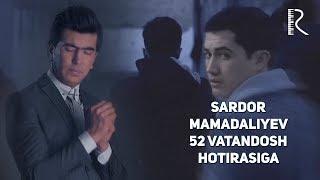 Sardor Mamadaliyev - 52 Vatandosh hotirasiga | Сардор - 52 Ватандош хотирасига
