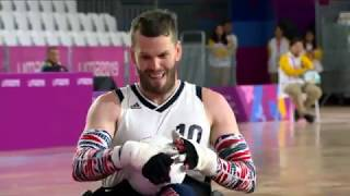 Wheelchair Rugby (USA vs CAN) | Parapan American Games Lima 2019