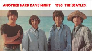Another Hard Days Night by The Beatles 1965 Help soundtrack instrumental
