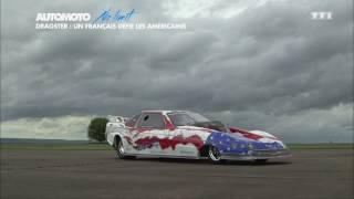 No limit : il défie les dragsters américains à plus de 430 km/h !