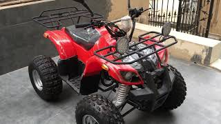 Cheapest ATV Quad Bike 125cc Price in INDIA full review specifications Home Delivery #99enterprises