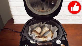 Я не устаю ее готовить Такая потрясающе ВКУСНАЯ рыба в мультиварке на пару на обед или ужин