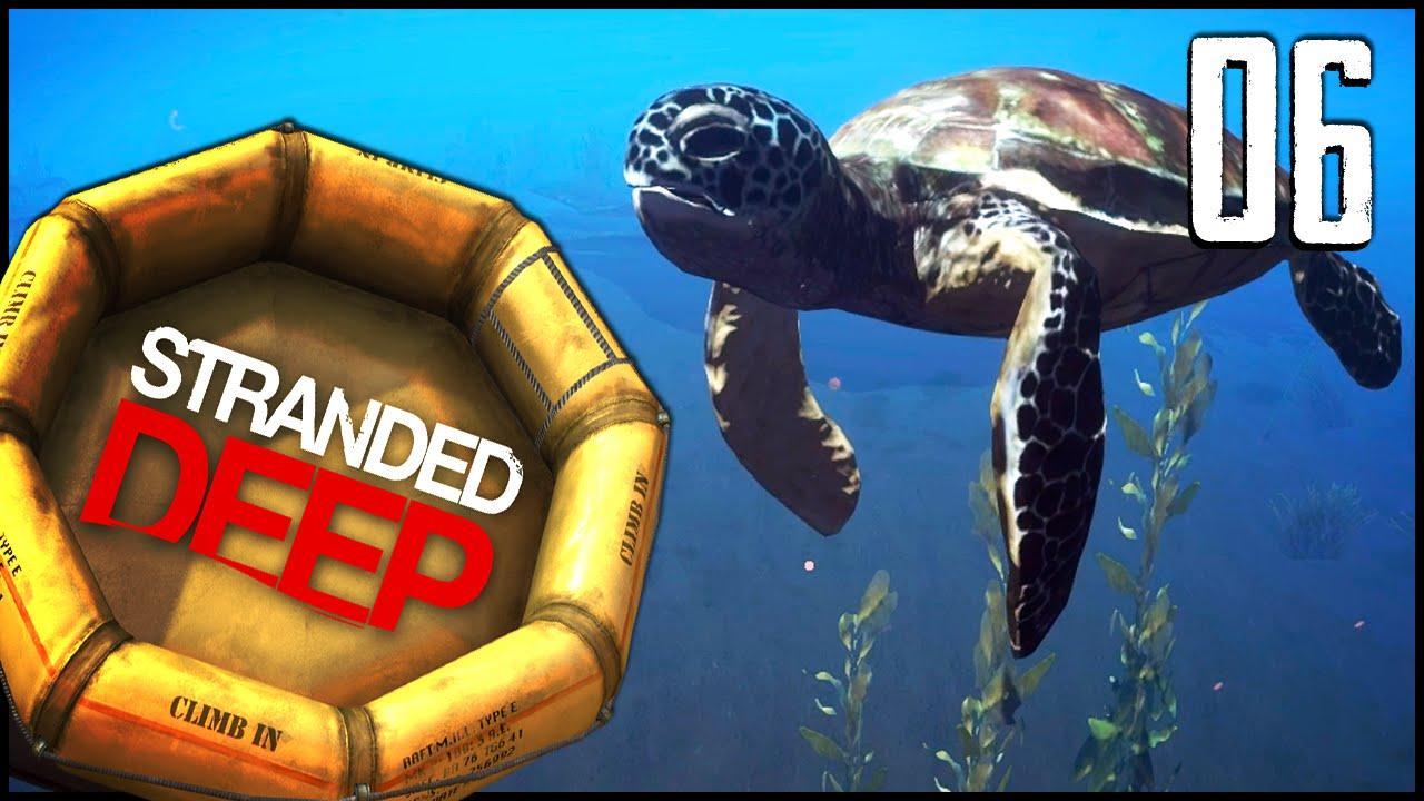 Download Stranded Deep - Ep.06 - Turtles, Stingrays & Toilet!