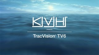 kvh presents tracvision tv6