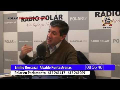 26 AGOSTO ALCALDE PUNTA ARENAS EMILIO BOCCAZZI PEP 2015 BLOQUE 2