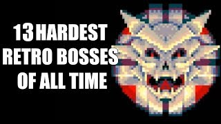 14 Hardest Retro Bosses of All Time