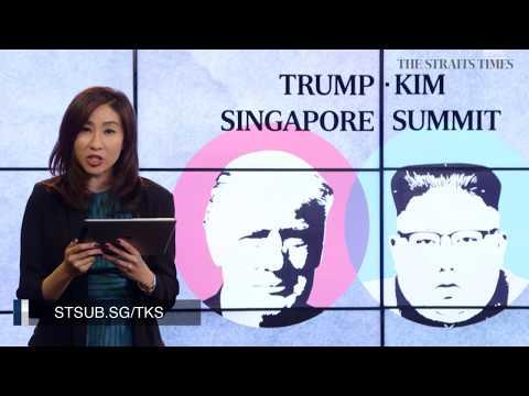 LIVE: Trump-Kim summit