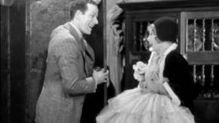 BLACKMAIL (Rare Silent Version) Alfred Hitchcock 1929 Murder Scene, Anny Ondra