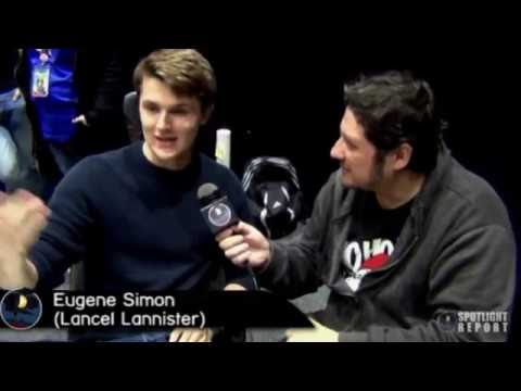 : Eugene Simon from Game of Thrones