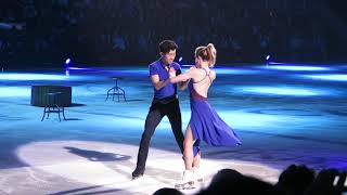 Nathan Chen shape of you group stars on ice 2018