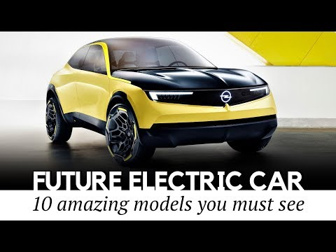Top 10 Electric Cars and Upcoming Smart Vehicles to Be Excited About