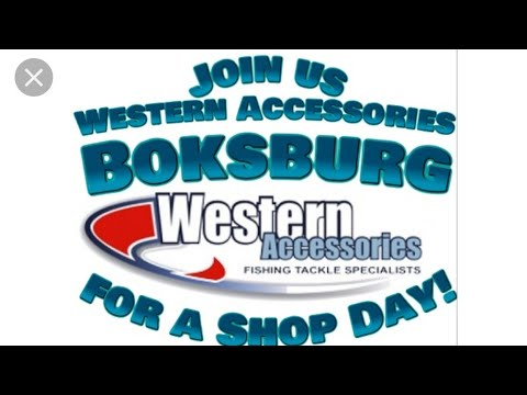 Buying Bass Fishing Tackle At Western Accessories South Africa