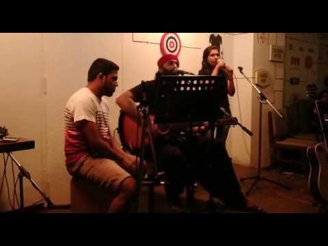 Karaoke  mashup at mrp  with Rick Sir (neha sky)