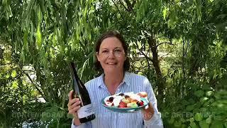 Contemporary Retsina is Tasty Organic Greek Wine