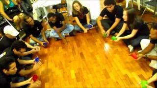 Jogo de copos + Siyahamba - PIBID MUSICA UFBA