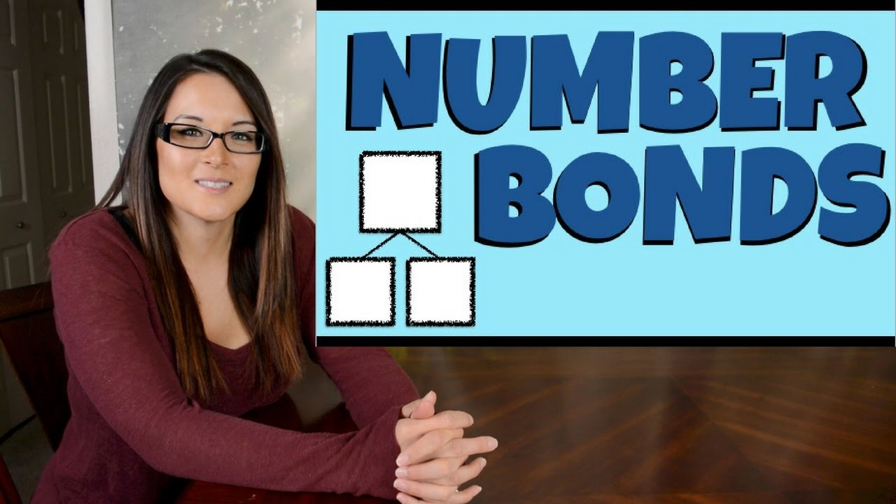 1st Grade Math: Number Bonds and How to Use Them - YouTube [ 720 x 1280 Pixel ]