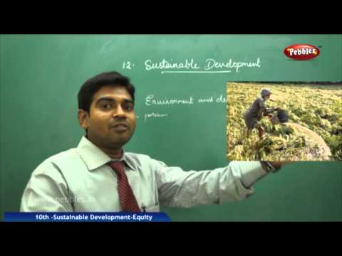Sustainable Development- AP & TS Class 10th State Board Syllabus Social Studies