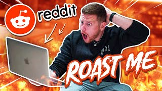 REDDIT ROASTS BEHZINGA