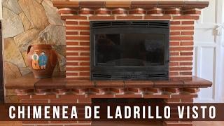 CHIMENEA DE LADRILLO VISTO - Cerni S.L.