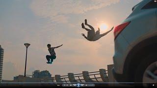 Uber Make Your Move Ad | Parkour Singapore | A2 Parkour