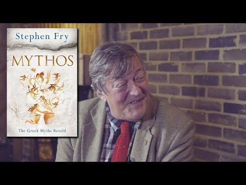 Stephen Fry: The Waterstones Interview