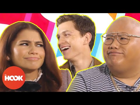 TOM HOLLAND FORCED HIS SPIDER-MAN CO-STARS TO WATCH LOVE ISLAND